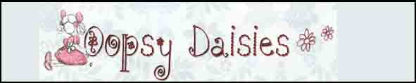 Oopsy Daisies is our sister company and is a retailer of shabby chic style gifts, accessories & home accessories including personalised, handmade gifts.